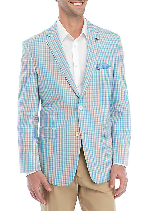 Crown & Ivy™ Multi Check Sportcoat