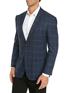 Crown & Ivy™ Plaid Sport Coat