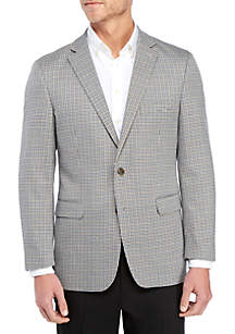 Crown & Ivy™ Small Houndstooth Check Sportscoat