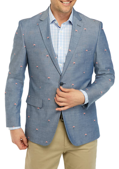 Crown & Ivy™ Flamingo Sport Coat