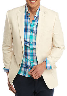 Crown & Ivy™ Ivory Textured Solid Sport Coat