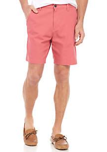 7-in Elastic Waist Short Shorts