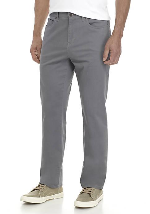 Crown & Ivy™ Mens 5-Pocket Pants
