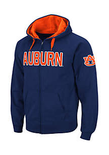Auburn Tigers Full Zip Sweatshirt