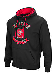 NC State Wolfpack Fleece Cowl Neck Pullover