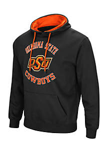Oklahoma State Cowboys Fleece Cowl Neck Pullover