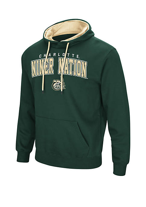 NCAA Charlotte 49ers Comic Book Pullover