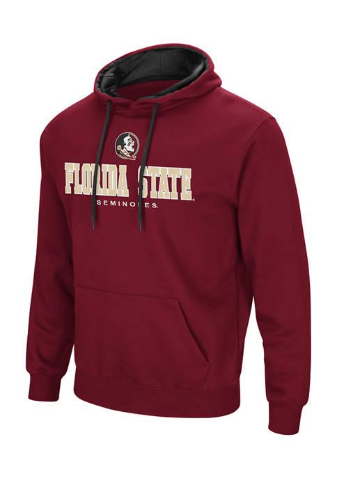 NCAA Florida State Seminoles Embroidered Detail Hoodie