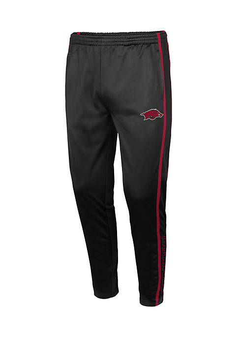 Colosseum Athletics Arkansas Razorbacks Starting Block Tapered