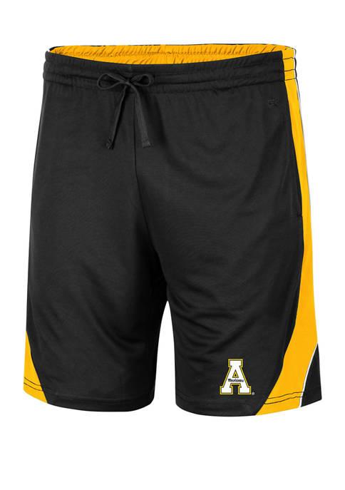 Mens NCAA Appalachian State Mountaineers Reversible Shorts