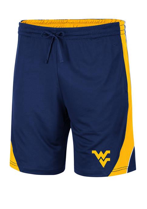Colosseum Athletics Mens NCAA West Virginia Mountaineers Detlef