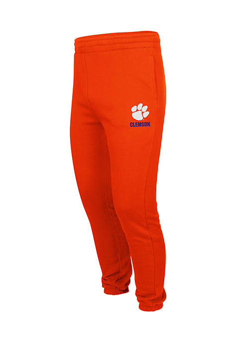 Colosseum Athletics Clemson Tigers Zone III Fleece Pants