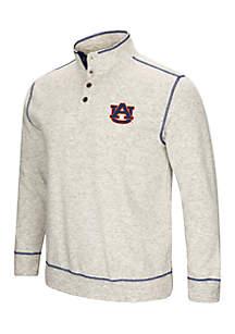 Auburn Tigers Bourbon Bowl 1/2 Button Up Shirt