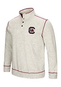 South Carolina Gamecocks Bourbon Bowl 1/2 Button Up Shirt