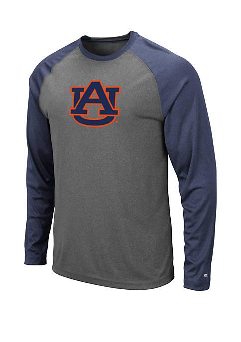 Colosseum Athletics Auburn Tigers Rad Tad Long Sleeve