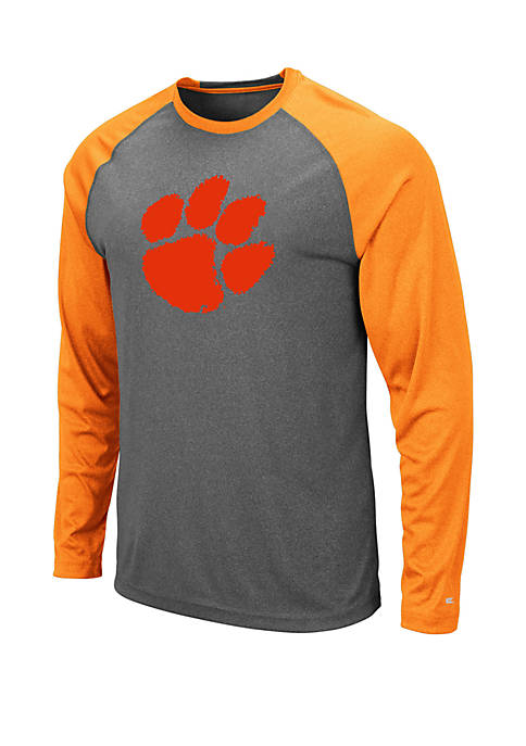 Clemson Tigers Rad Tad Long Sleeve Raglan T Shirt