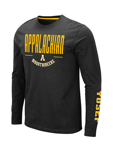 Colosseum Athletics Appalachian State Mountaineers Streetcar Long