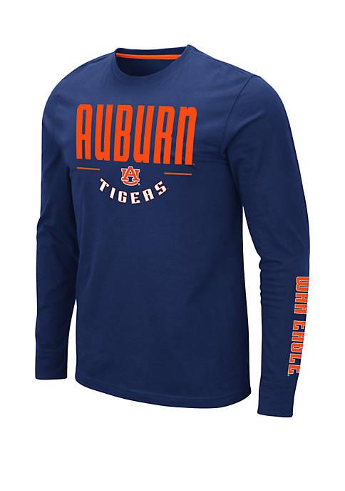 Colosseum Athletics Auburn Tigers Streetcar Long Sleeve T