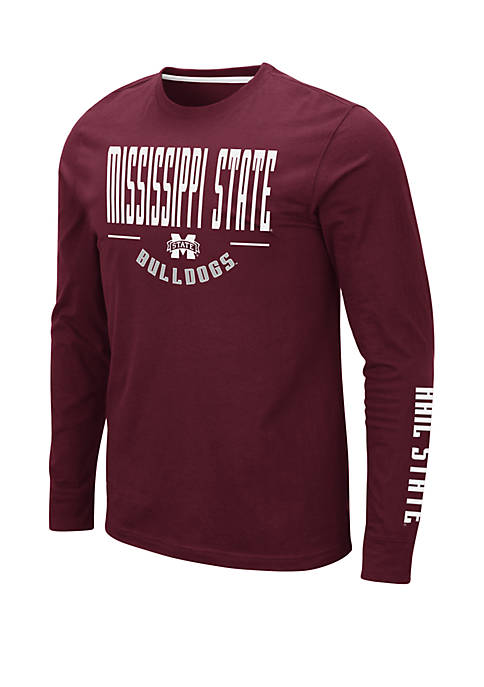Colosseum Athletics Mississippi State Bulldogs Streetcar Long