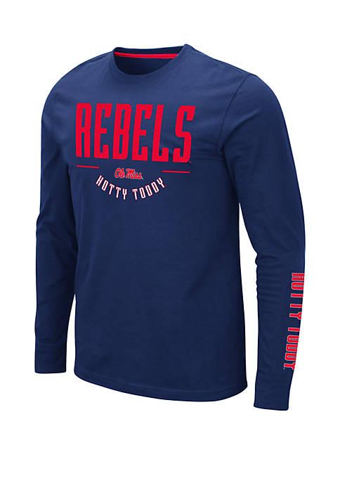 Ole Miss Rebels Streetcar Long Sleeve T Shirt