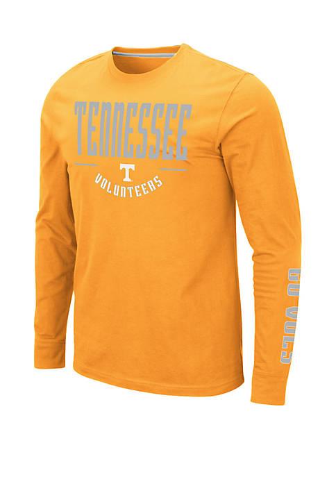 Colosseum Athletics Tennessee Volunteers Streetcar Long Sleeve T