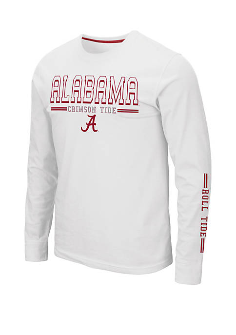 Colosseum Athletics Alabama Crimson Tide Kodos Long Sleeve