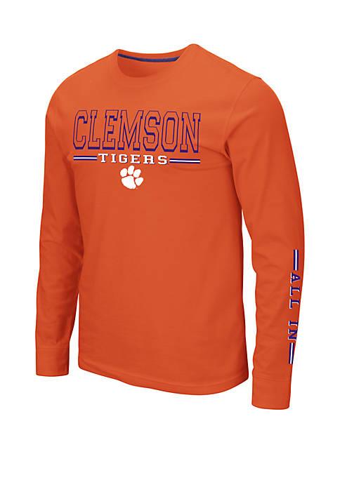 Clemson Tigers Kodos Long Sleeve T Shirt