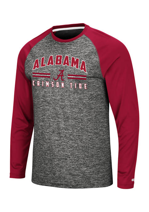 Colosseum Athletics NCAA Alabama Crimson Tide Rubberized Print