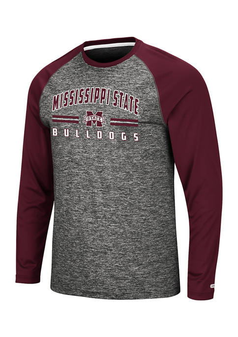 Colosseum Athletics Mens NCAA Mississippi State Bulldogs Long