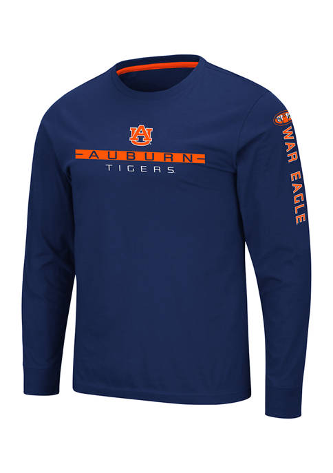 Colosseum Athletics NCAA Auburn Tigers Blitzgiving Long Sleeve