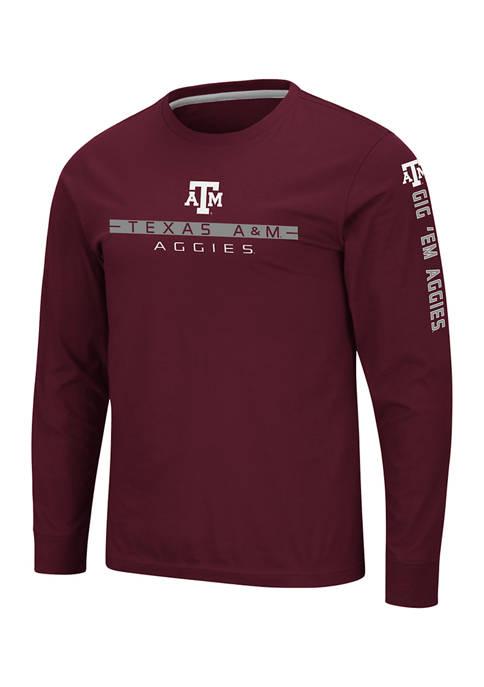 Colosseum Athletics NCAA Texas A&M Aggies Blitzgiving Long