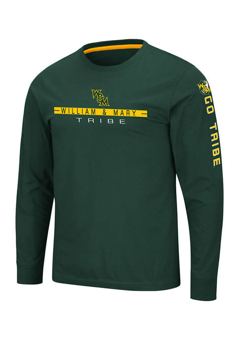 Colosseum Athletics NCAA William & Mary Tribe Blitzgiving