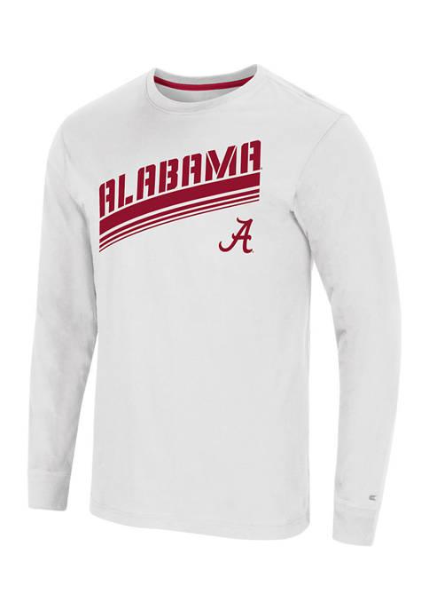 Colosseum Athletics NCAA Alabama Crimson Tide Long Sleeve