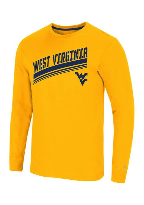 Colosseum Athletics NCAA West Virginia Mountaineers Step Long