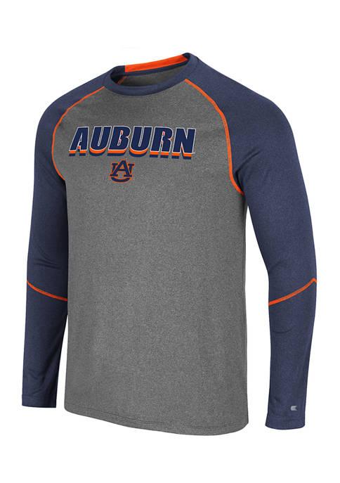 Colosseum Athletics NCAA Auburn Tigers George Long Sleeve