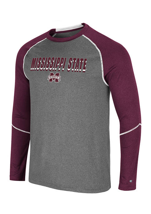 Colosseum Athletics NCAA Mississippi State Bulldogs George Long