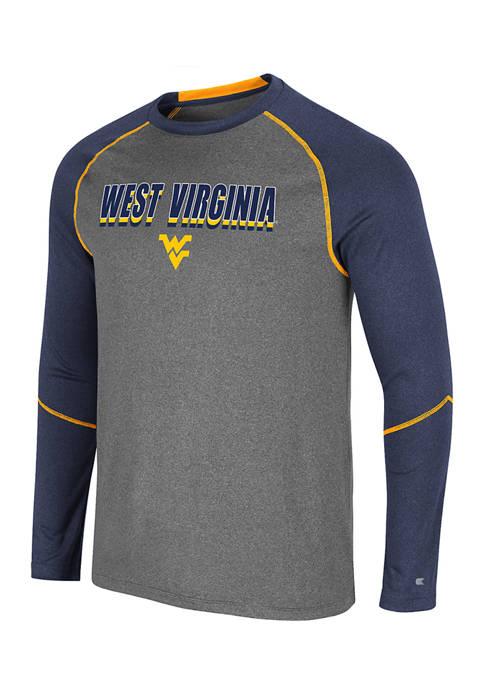 Colosseum Athletics NCAA West Virginia Mountaineers George Long