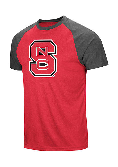 Colosseum Athletics NC State Wolfpack The Heat Short
