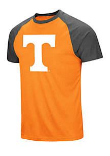 Short Sleeve Tennessee Volunteers Raglan Tee
