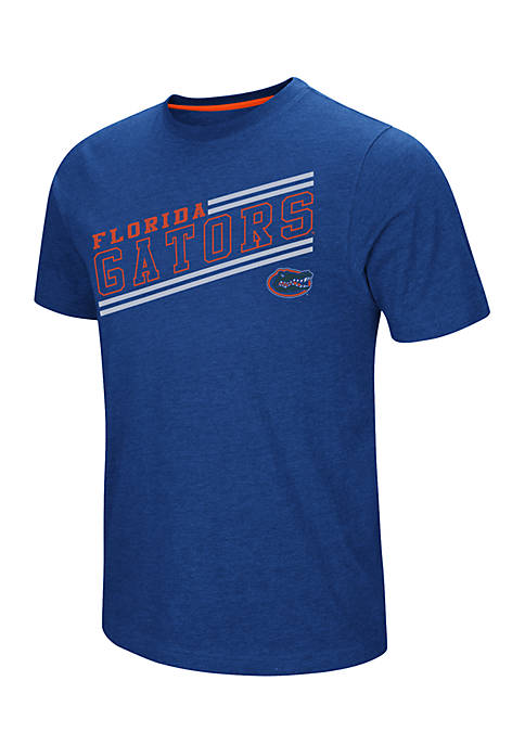 Colosseum Athletics Short Sleeve Florida Fly Ball Crew