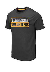 Colosseum Athletics Tennessee Volunteers Auchland T Shirt