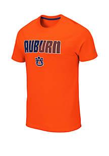 Colosseum Athletics Auburn Tigers Yona Short Sleeve T Shirt