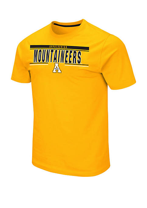 NCAA Appalachian State Mountaineer Moes Short Sleeve T-Shirt