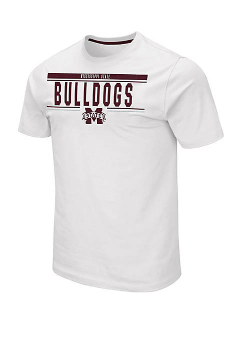 Colosseum Athletics Mississippi State Bulldogs Short Sleeve T