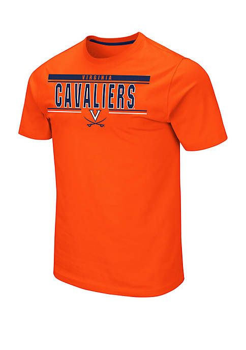 Colosseum Athletics Virginia Cavaliers Short Sleeve T Shirt