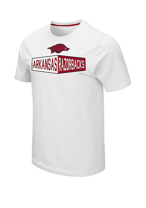 Colosseum Athletics Arkansas Razorbacks Ralph Short Sleeve T
