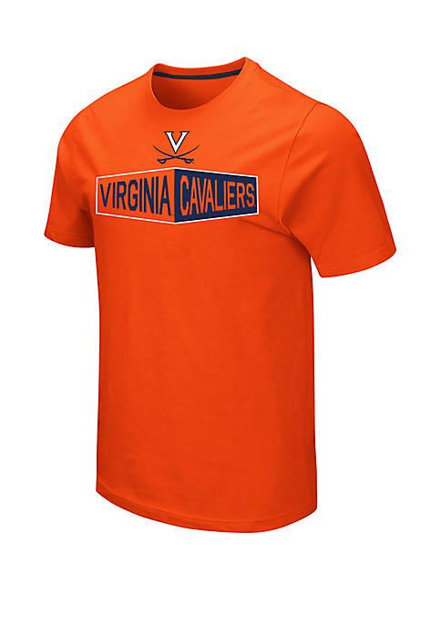 Colosseum Athletics Virginia Cavaliers Ralph Short Sleeve T