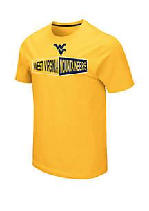 Colosseum Athletics West Virginia Mountaineers Ralph Short Sleeve T Shirt