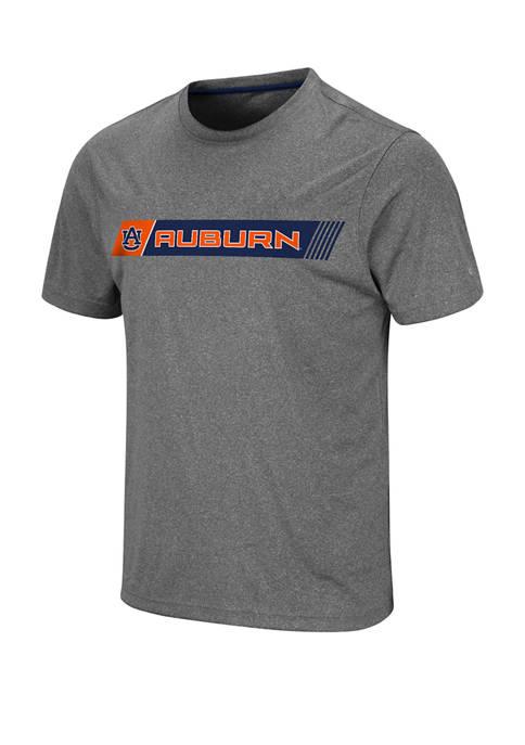 NCAA Auburn Tigers Short Sleeve Manager T-Shirt
