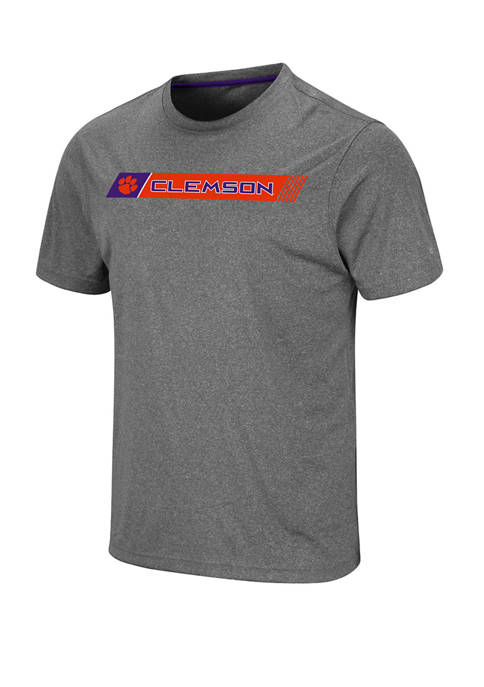 Colosseum Athletics NCAA Clemson Tigers Short Sleeve Graphic